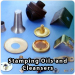 Stamping Oils and Cleansers
