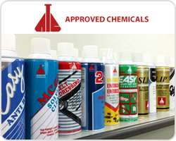 Approved Chemicals Products